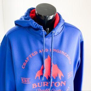 BURTON Weatherproof Pullover Hoodie Size Small